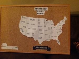 map for biloba